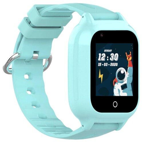 Детские умные часы Smart Baby Watch KT23, голубой детские умные часы smart baby watch kt16 голубой
