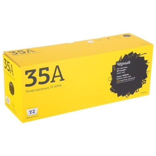 Фото - Картридж T2 TC-H35A, совместимый картридж t2 tc h9730r совместимый