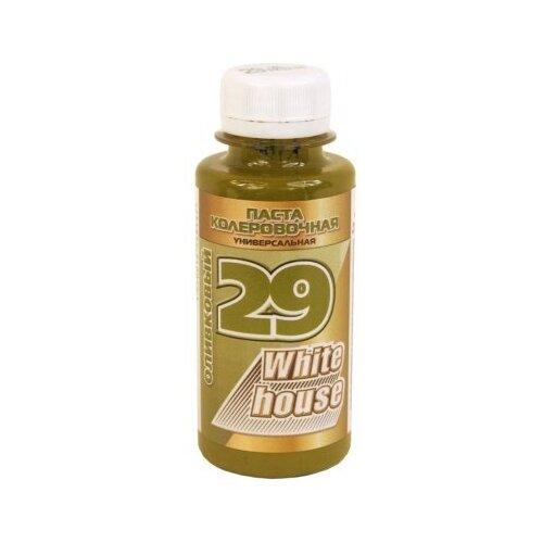 Колеровочная паста White House Универсальная оливковый 0.45 л