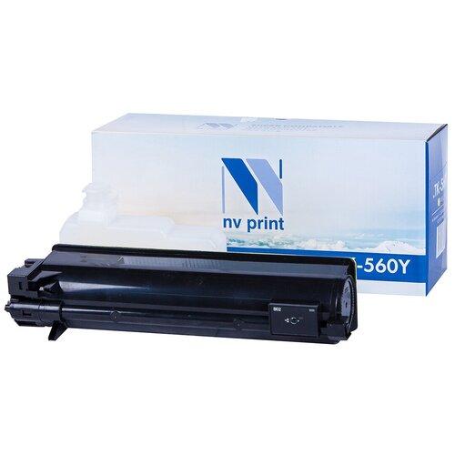 Фото - Картридж NV Print TK-560 Yellow для Kyocera, совместимый картридж nv print tk 895 yellow для kyocera совместимый