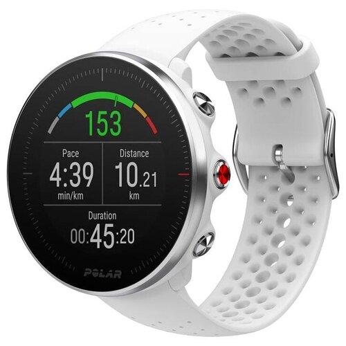 Фото - Умные часы Polar Vantage M, белый, M/L polar h7 hr sensor pnk st m xxl