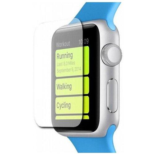 Защитная пленка COTEetCI Lyogel Glass для Apple Watch Series 4 44mm clear ремешок для смарт часов coteetci w33 для apple watch series 2 3 4 42 44mm красный
