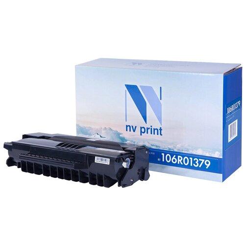 Фото - Картридж NV Print 106R01379 для Xerox, совместимый картридж nv print 006r01518 для xerox совместимый