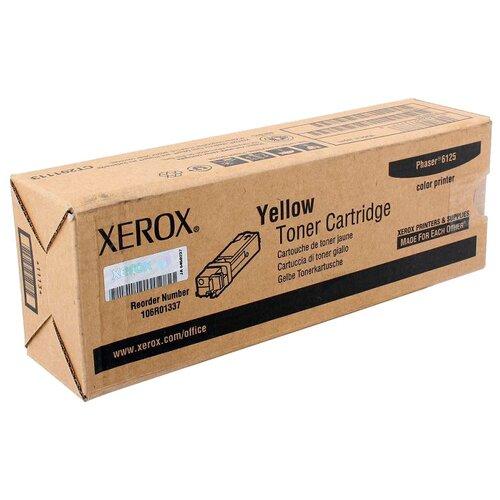 Фото - Картридж Xerox 106R01337 картридж xerox 106r01457