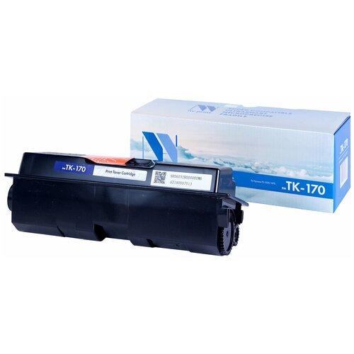 Фото - Картридж NV Print TK-170 для Kyocera, совместимый картридж nv print nv tk 5280m совместимый