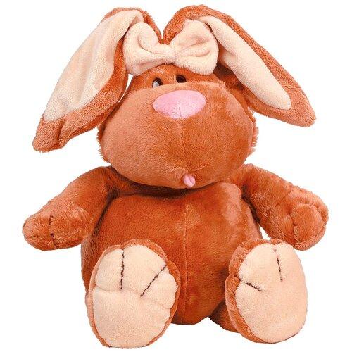 Купить Мягкая игрушка Gulliver Кролик коричневый 40 см, Мягкие игрушки