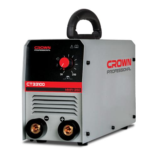 Сварочный аппарат инверторного типа CROWN CT33100 MMA сварочный аппарат инверторного типа crown ct33100 mma