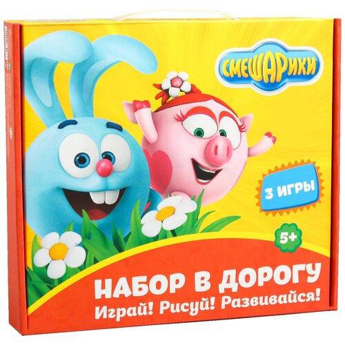 Смешарики / Детские игры / Обучающие игры / Семейные игры / Игры в дорогу
