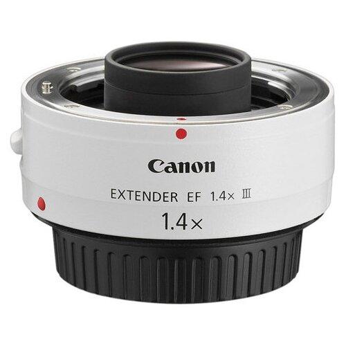 Фото - Телеконвертер Canon Extender EF 1.4x III телеконвертер canon extender ef 2x iii