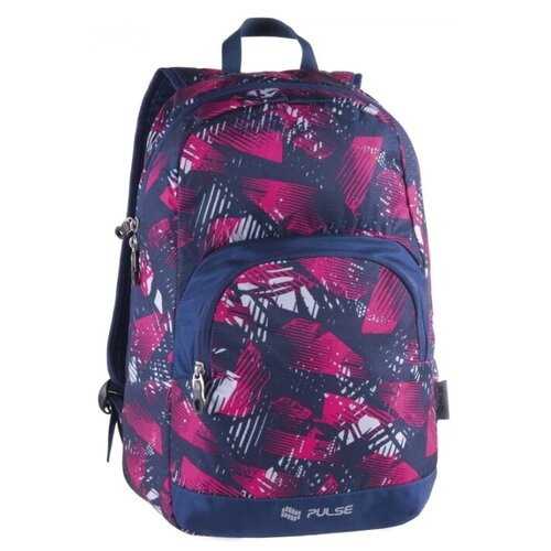 Рюкзак PULSE SOLO BROKEN MIRROR, 44х29х18см pulse рюкзак pulse scate black dot