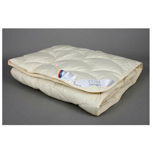 Фото - Одеяло АльВиТек Каннабис, всесезонное, 172 х 205 см (бежевый) одеяло альвитек холфит комфорт в чемодане всесезонное 172 х 205 см фиолетовый