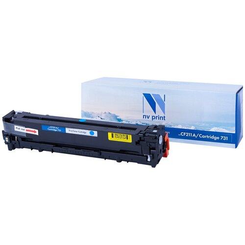 Фото - Картридж NV Print CF211A/731C для HP и Canon, совместимый картридж nv print cf237x для hp совместимый