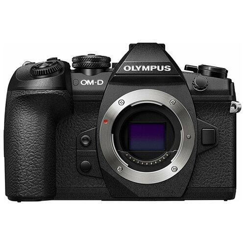 Фото - Фотоаппарат Olympus OM-D E-M1 Mark II Body черный подводный бокс olympus pt ep11 для om d e m1 v6300600e000
