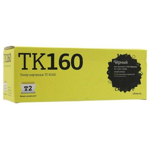 Фото - Картридж T2 TC-K160, совместимый картридж t2 tc k895m совместимый