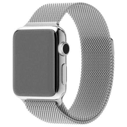 stainless steel apple pitter EVA Ремешок Milanese Loop Stainless Steel для Apple Watch 38/40mm