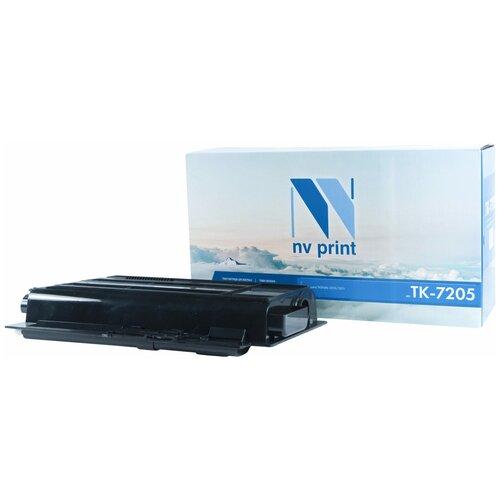 Фото - Картридж NV Print NV-TK-7205, совместимый картридж nv print tk 5205k