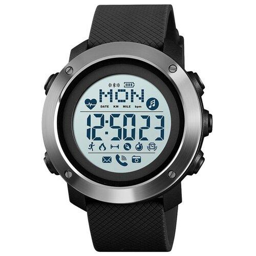 Умные часы SKMEI 1511, черный/серебристый