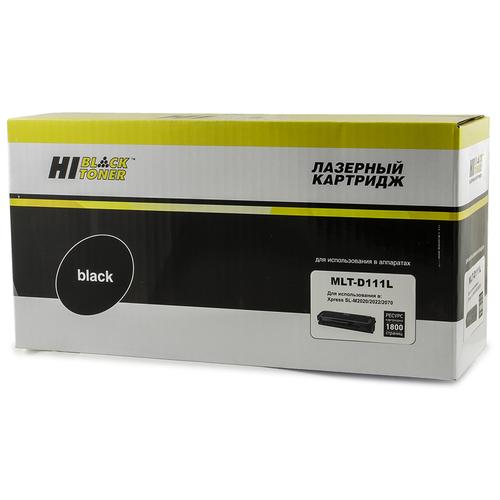 Фото - Картридж Hi-Black MLT-D111L, совместимый картридж hi black pgi 425 pgbk совместимый