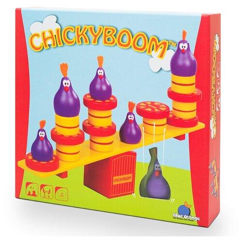 Купить Настольная игра Куриные качели (Chickyboom) Стиль жизни, Стиль Жизни, Настольные игры