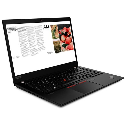 "Ноутбук Lenovo ThinkPad T14 Gen 1 (/14"") (/14"") (Intel Core i5 10210U 1600MHz/14""/1920x1080/8GB/512GB SSD/Intel UHD Graphics/Без ОС) 20S0005CRT black"