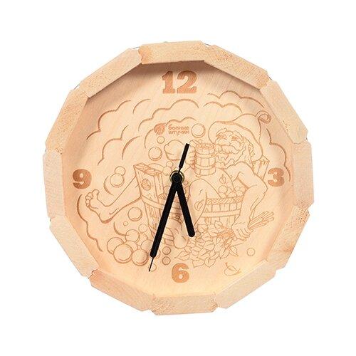 Часы кварцевые в форме бочки