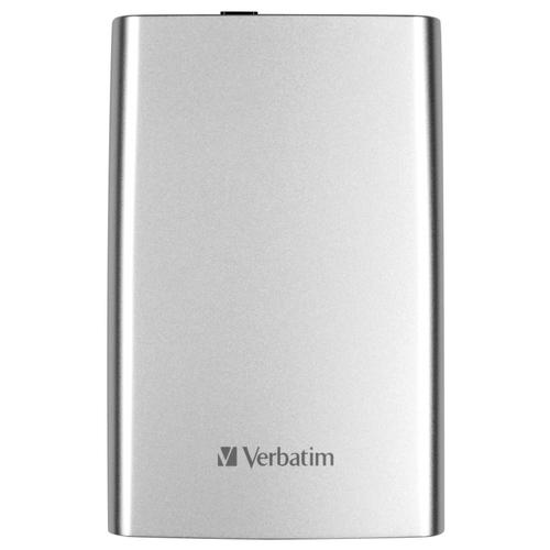 Фото - Внешний HDD Verbatim Store 'n' Go USB 3.0 1 TB, серебристый thermaltake для hdd max4 n0023sn серебристый
