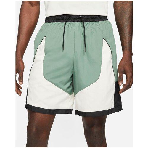 Фото - Шорты NIKE Throwback размер M, dutch green/dutch green/pale ivory/черный шорты burberry 8010135 размер 6m 68 pale mint