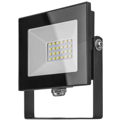 Прожектор светодиодный 20 Вт ОНЛАЙТ OFL-20-4K-BL-IP65-LED