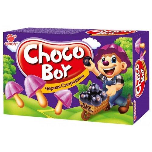 Печенье Choco Boy Choco Boy Black Currant, 45 г