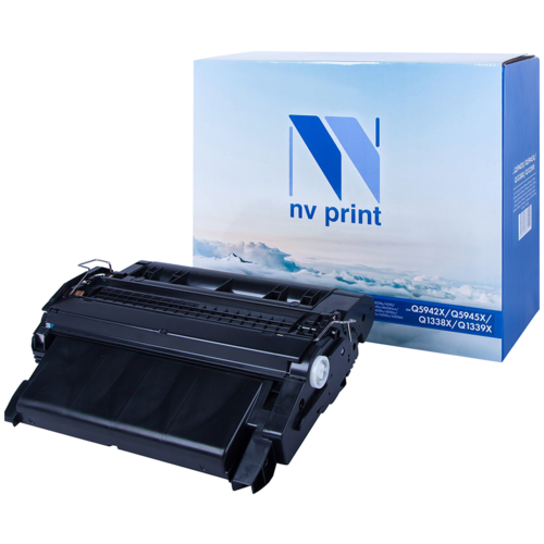 Картридж NV Print Q5942X/Q5945X/Q1338X/Q1339X для HP, совместимый