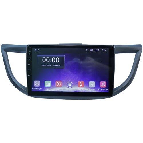 штатная магнитола carmedia u9 6263 t8 honda crv 2017 Штатная магнитола Junsun Honda CR-V WiFI (2/32GB) 4Core Android 10