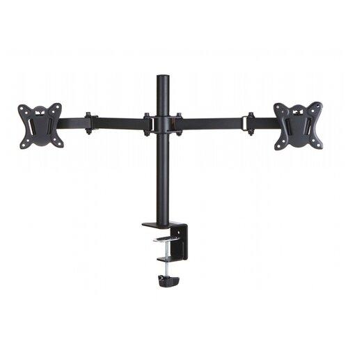 Фото - Кронштейн Arm Media LCD-T13 (до 16кг) Black кронштейн для мониторов arm media lcd t13 black