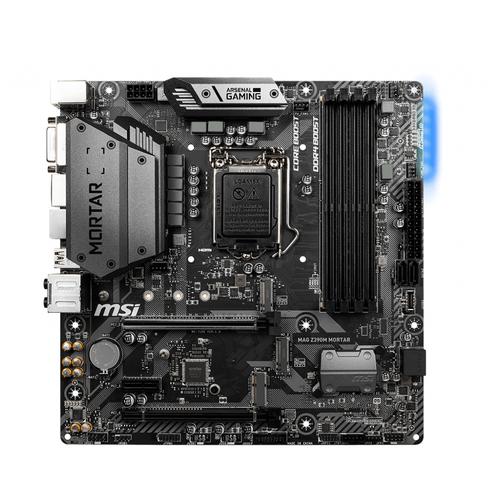 Материнская плата MSI MAG Z390M MORTAR