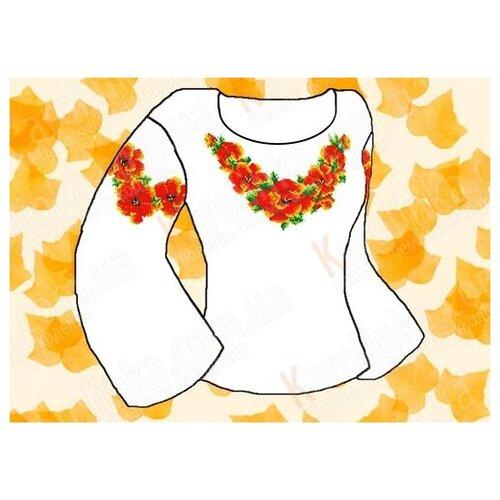 Заготовка для сорочки «Каролинка» КБФ 06 фото