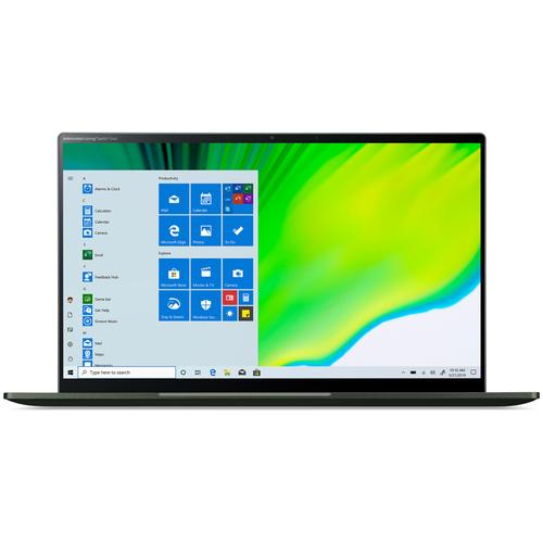 "Ноутбук Acer Swift 5 SF514-55TA-725A (Intel Core i7 1165G7/14""/1920x1080/16GB/512GB SSD/Intel Iris Xe Graphics/Windows 10 Home) NX.A6SER.002 Mist Green"