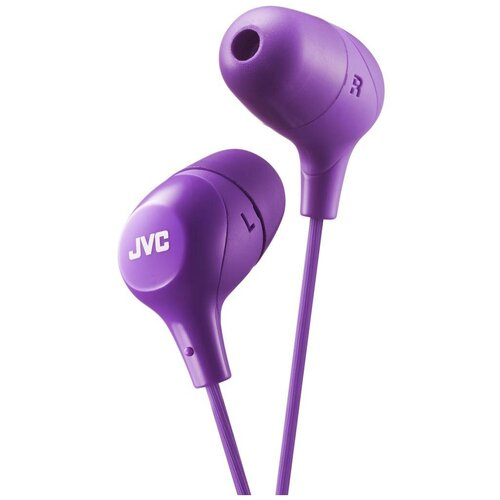 Наушники JVC HA-FX38 violet