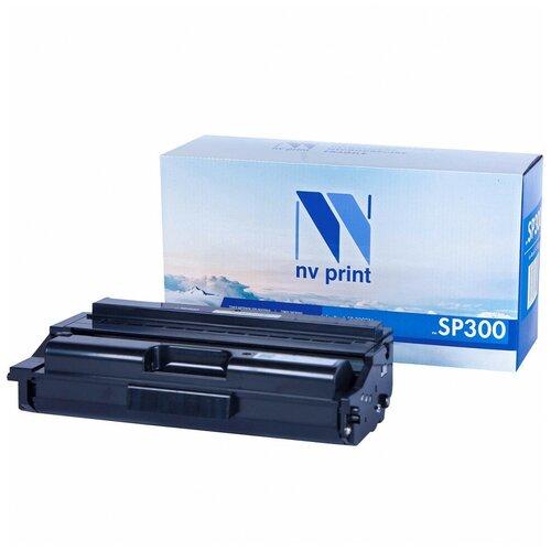 Фото - Картридж NV Print SP300 для Ricoh, совместимый картридж nv print kx fat410a для panasonic совместимый