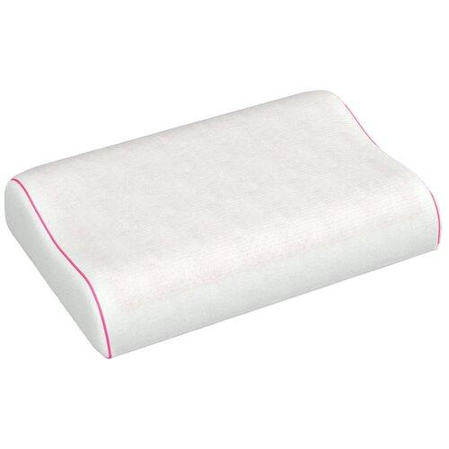 Подушка Аскона Contour Pink 40 х 60 см белый