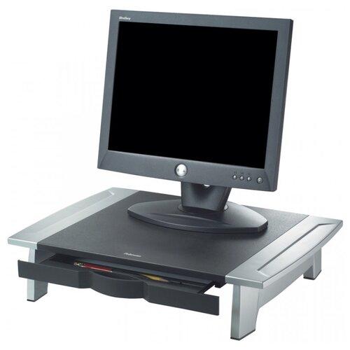 Подставка Fellowes FS-80311 Office Suites черный/серебристый
