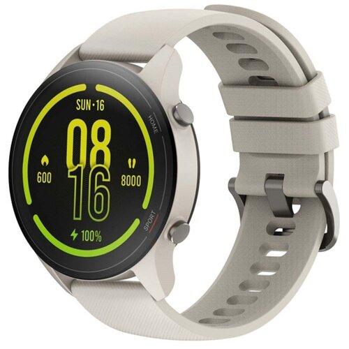 Фото - Умные часы Xiaomi Mi Watch, слоновая кость умные часы xiaomi mi watch eac черный xmwtcl02