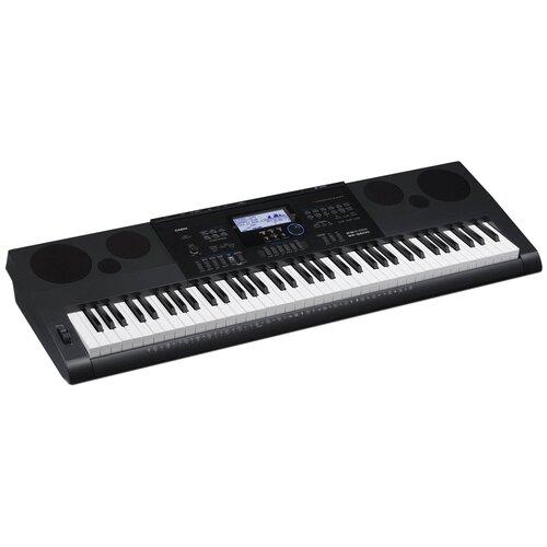 Синтезатор CASIO WK-6600 черный