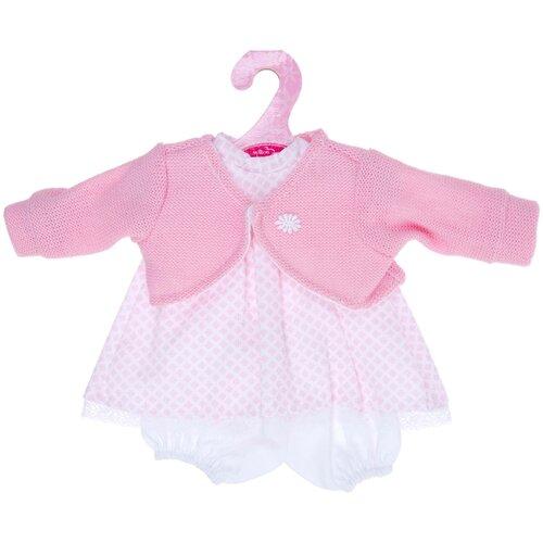 Antonio Juan Комплект одежды для кукол 33 см 0133Z-23 розовый фото
