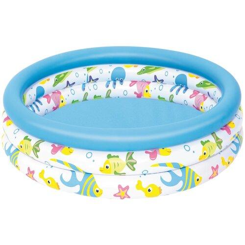 Детский бассейн Bestway Ocean Life 51008