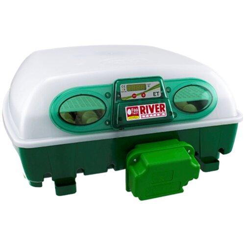 Инкубатор River ET 49 (автоматический) белый/зеленый