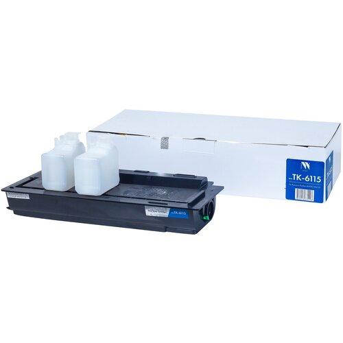 Фото - Картридж NV Print TK-6115 для Kyocera, совместимый картридж nv print nv tk 5280m совместимый