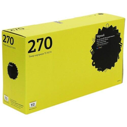 Фото - Картридж T2 TC-H270, совместимый картридж t2 tc hcf411x совместимый