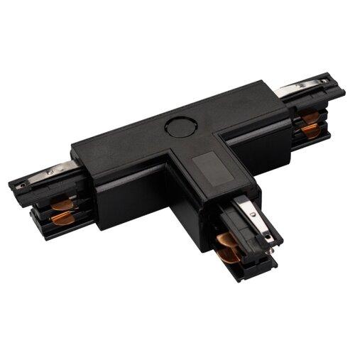 Соединитель Т-образный Arlight LGD-4TR-CON-EXT-R1-BK (C) угловой соединитель arlight lgd 4tr con l ext wh d