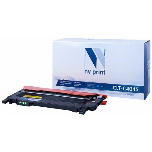 Картридж NV Print CLT-C404S для Samsung, совместимый картридж nv print clt m406s для samsung совместимый