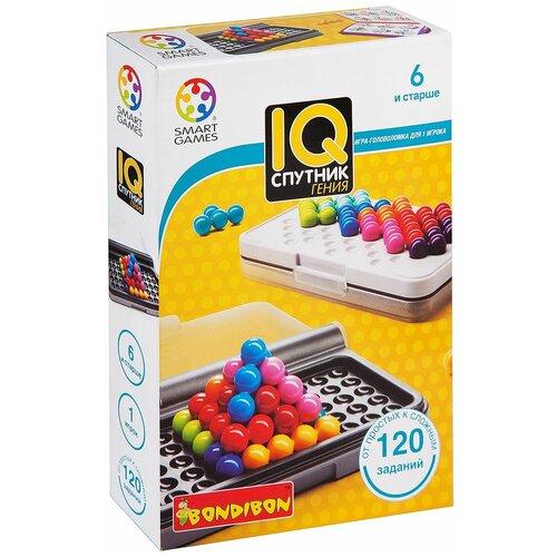Головоломка BONDIBON Smart Games IQ-Спутник гения (ВВ1890) головоломка bondibon smart games iq конфетки вв1353