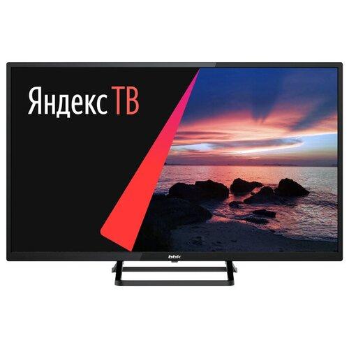 Фото - Телевизор BBK 32LEX-7272/TS2C 32 (2020) на платформе Яндекс.ТВ, черный bbk 32lex 7270 ts2c 32 черный